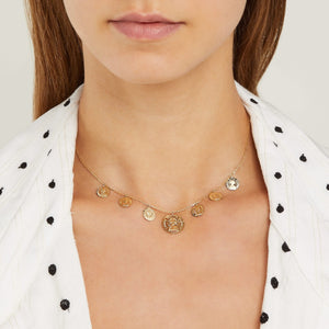 Louise d'Or Collier Necklace