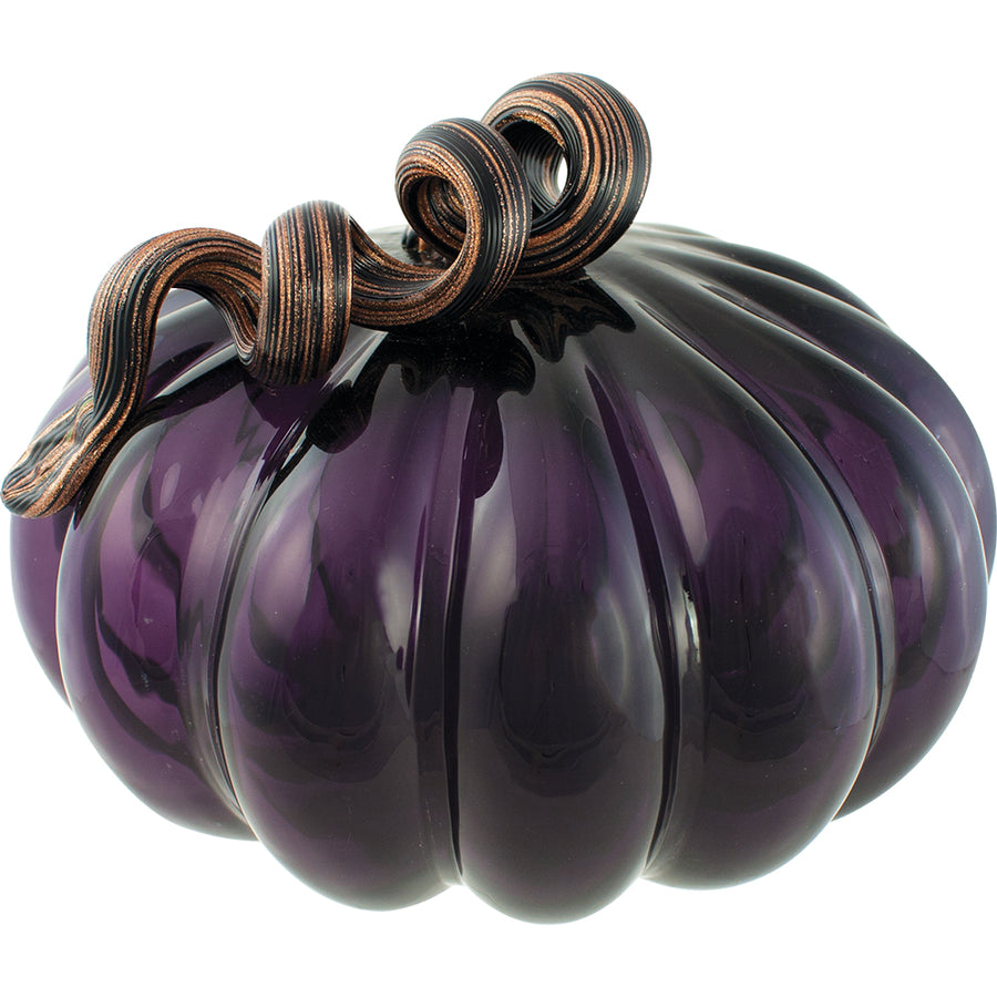 Royal Purple Large Pumpkin - Archive