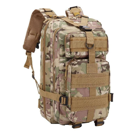 Camouflage Backpack Outdoor Sports - (Col: Backpacks)