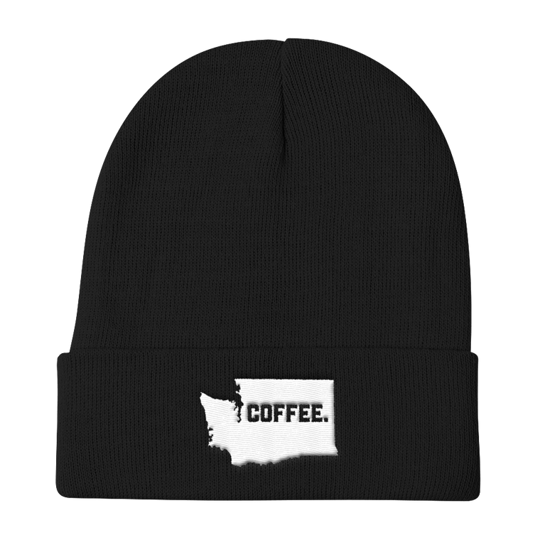 COFFEE - Knit Beanie (Washington)
