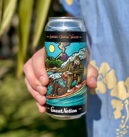 Great Notion Samson's Tropical Vacation