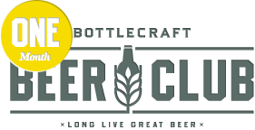 Bottlecraft Beer Club (1 Month)