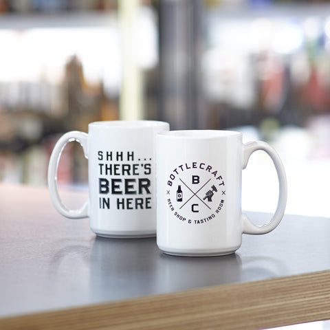 Bottlecraft Beer / Coffee Mug