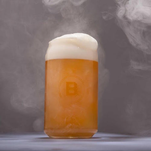 Bottlecraft Foggiest Idea 16oz Can Glass