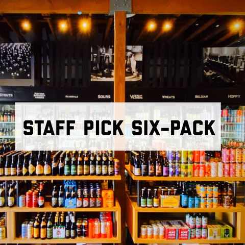 Staff Pick Six Pack