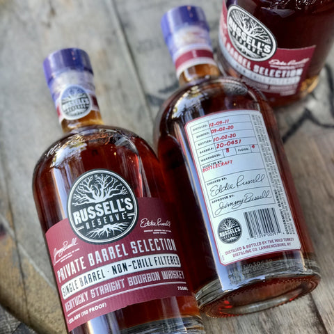 Russell's Reserve Private Barrel Selection