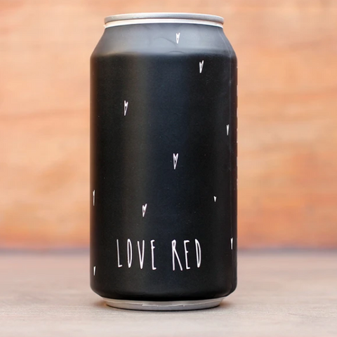 Broc Love Red 12oz Can