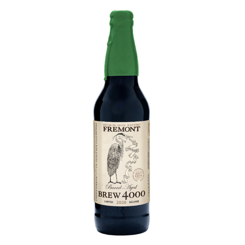 "Fremont ""Brew 4000"" - Lock & Key"