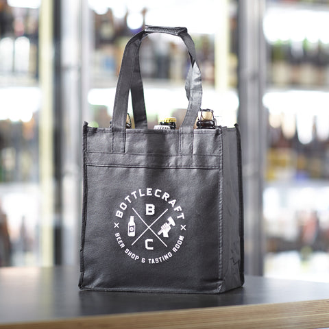 Bottlecraft Bottle Tote - Lock & Key