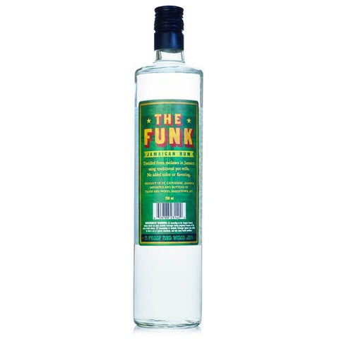The Funk Heavy Pot Still Jamaican Rum 750ml