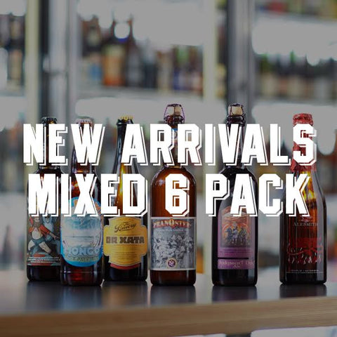New Arrivals Mixed 6-Pack Subscription