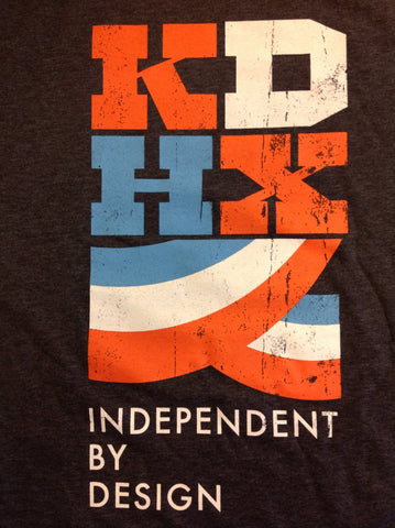 """Independent By Design"" T-Shirt"