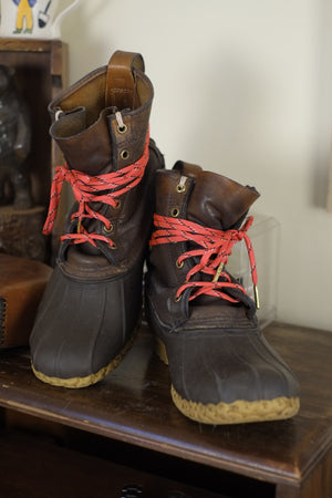 Customized LL Bean Boots
