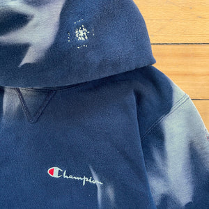 Vintage Champion Hooded Sweatshirt SHED
