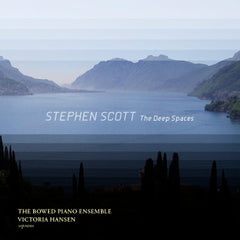 Stephen Scott: The Deep Spaces