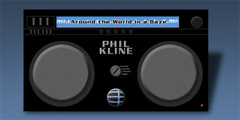 Phil Kline - Around the World in a Daze