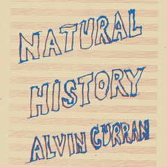 Alvin Curran: Natural History (LP) signed