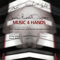 Music 4 Hands: Signed CD