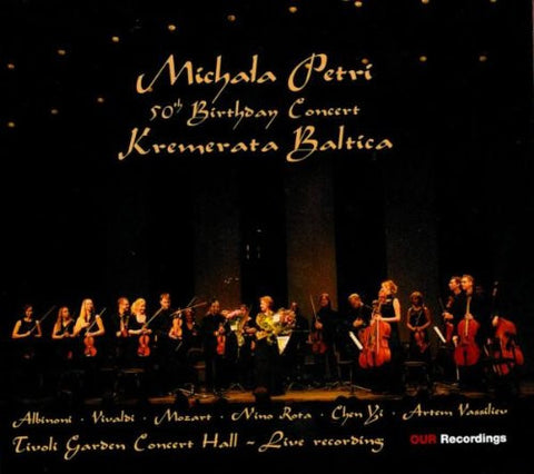 Michala Petri - 50th Birthday Concert