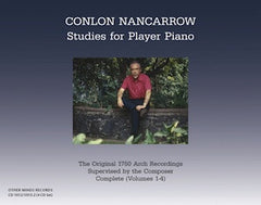 Conlon Nancarrow: Studies for Player Piano