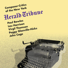 Composer-Critics of the New York Herald Tribune [OM-1024-2]