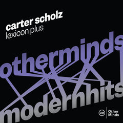 Carter Scholz - Lexicon Plus