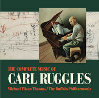 The Complete Music of Carl Rugggles [OM-1020-21-2]
