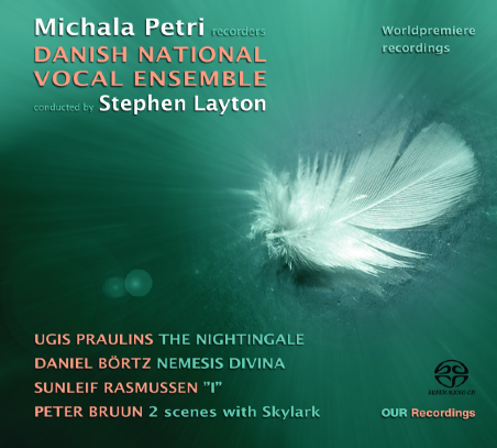 Michala Petri with the Danish National Vocal Ensemble - The Nightingale