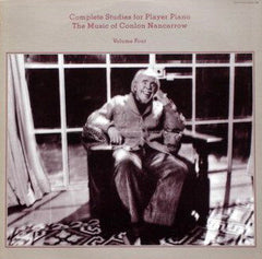 (LP) Complete Studies for Player Piano: The Music of Conlon Nancarrow Vol. Four