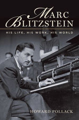Marc Blizstein: His Life...cover