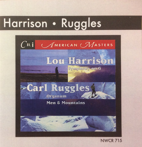 Lou Harrison/Carl Ruggles