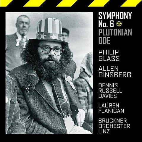 Philip Glass: Symphony No. 6 (Plutonian Ode)