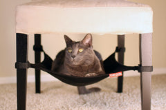 Cat Crib - Black