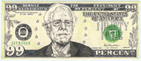 Bernie Bucks Sticker
