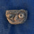 Ancient Face ceramic pin #12