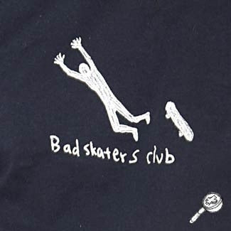 Badskaters Club T-shirt