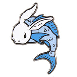 Bunnyfish Pin