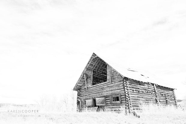 The Barn Horizontal by Karen Cooper Gallery in Vancouver