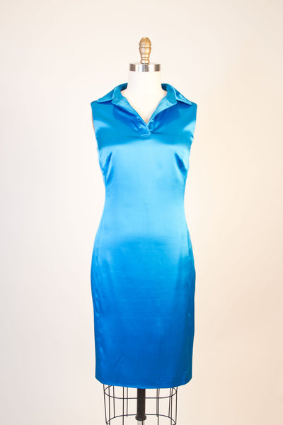 The Sleeveless Biscayne Dress