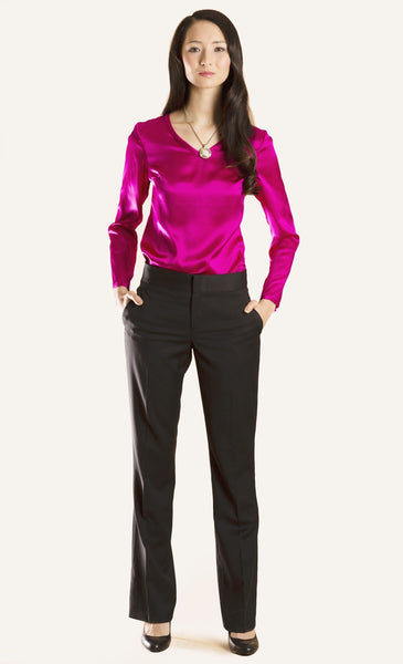 Black with Fuchsia Lining forever06 SH004-SX4-00