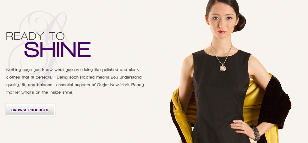 Gurjot New York : Ready to Shine