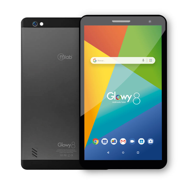 "Tablet 4G  8"" Mlab GLOWY 8  Wifi  ( 8931 )"