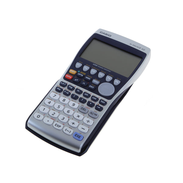 Calculadora FX-9860 GII SD Casio