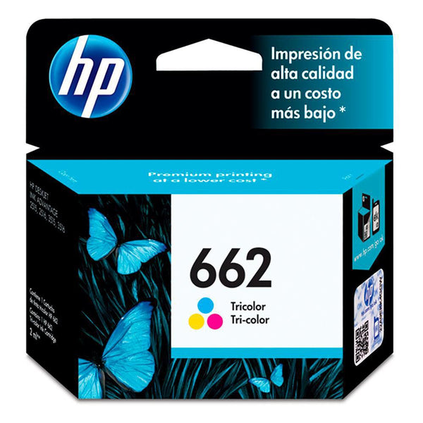 Tinta Catridge Hp 662 Color