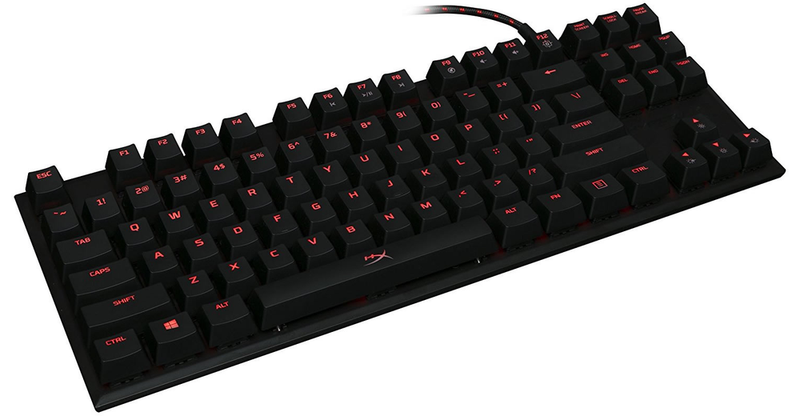 Teclado Gamer Hyperx Alloy FPS Pro mx Cherry mx blue