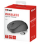 Mouse Inalámbrico USB Trust Ziva ( 21509-03 ) BLACK
