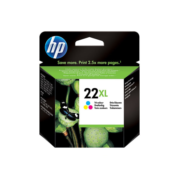 Tinta Catridge Hp 22 Color XL