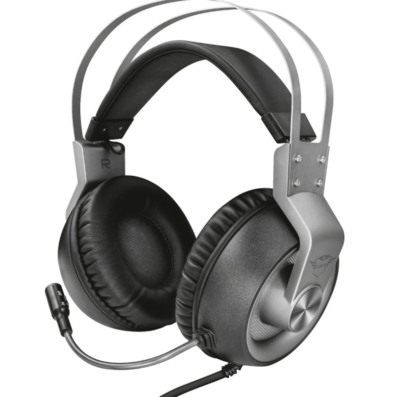 Audífonos Gamer GXT Ruptor Trust  ( 22808 ) 3,5 mmsingle and 3.5 dual