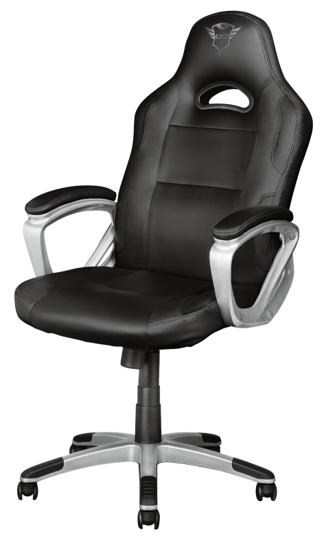 Silla Gamer Trust GXT 705 Ryon Gaming Chair - Negra