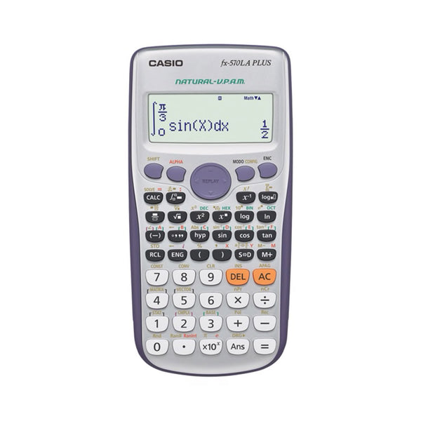 Calculadora Fx-570LA Plus Casio